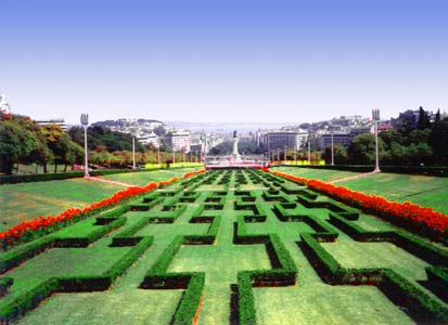 Lisbon-King-Edward-7th-park