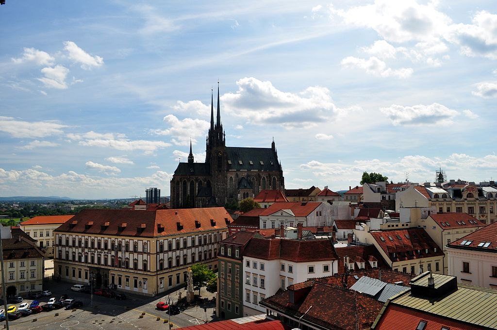Cathedral-of-Saints-Peter-and-Paul-in-Brno-Czech-Republic