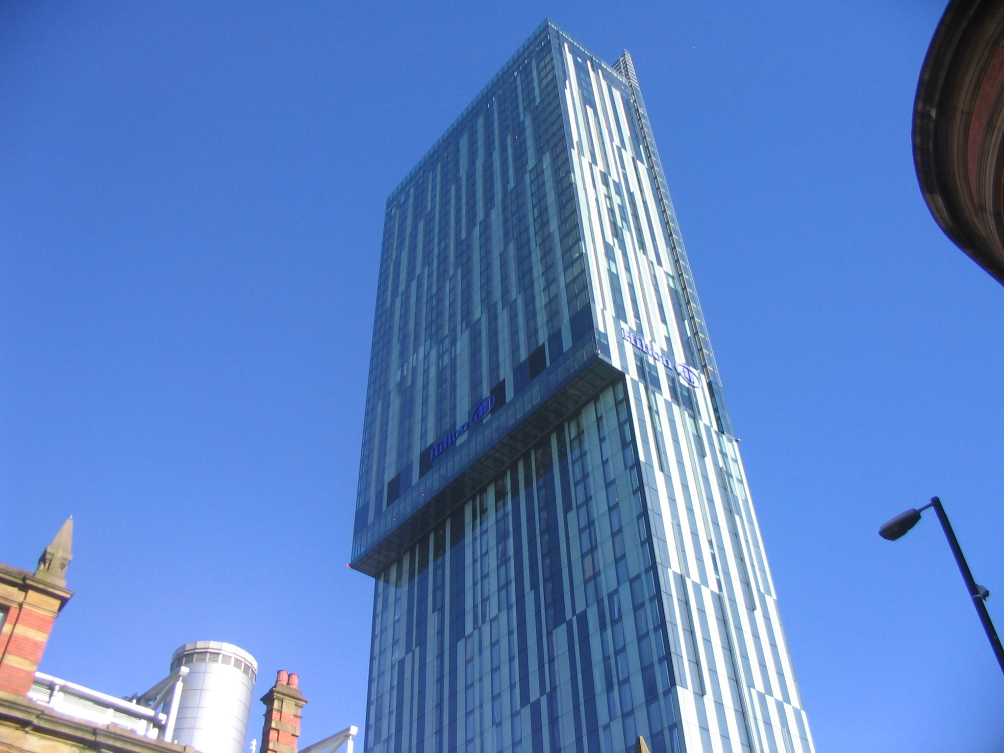 Hilton-Beetham-Tower