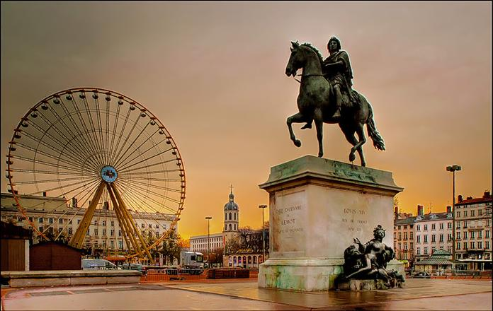 PlaceBellecourLyon