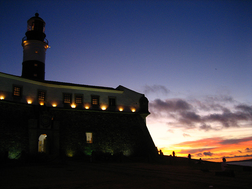 Barra Lighthouse 1