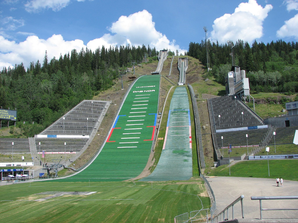 Olympic Ski in Lillehammer