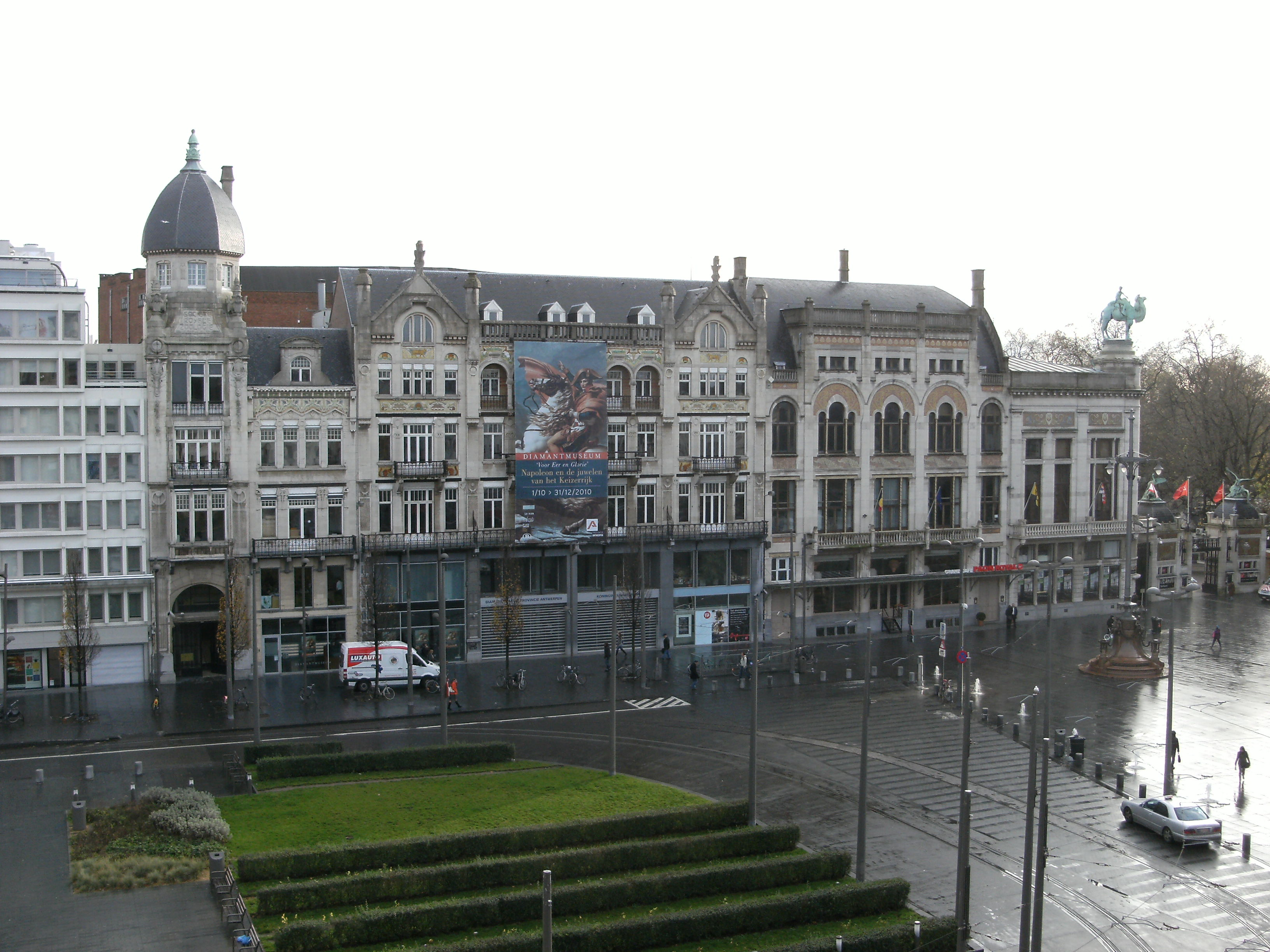 Diamond Museum in Antwerp