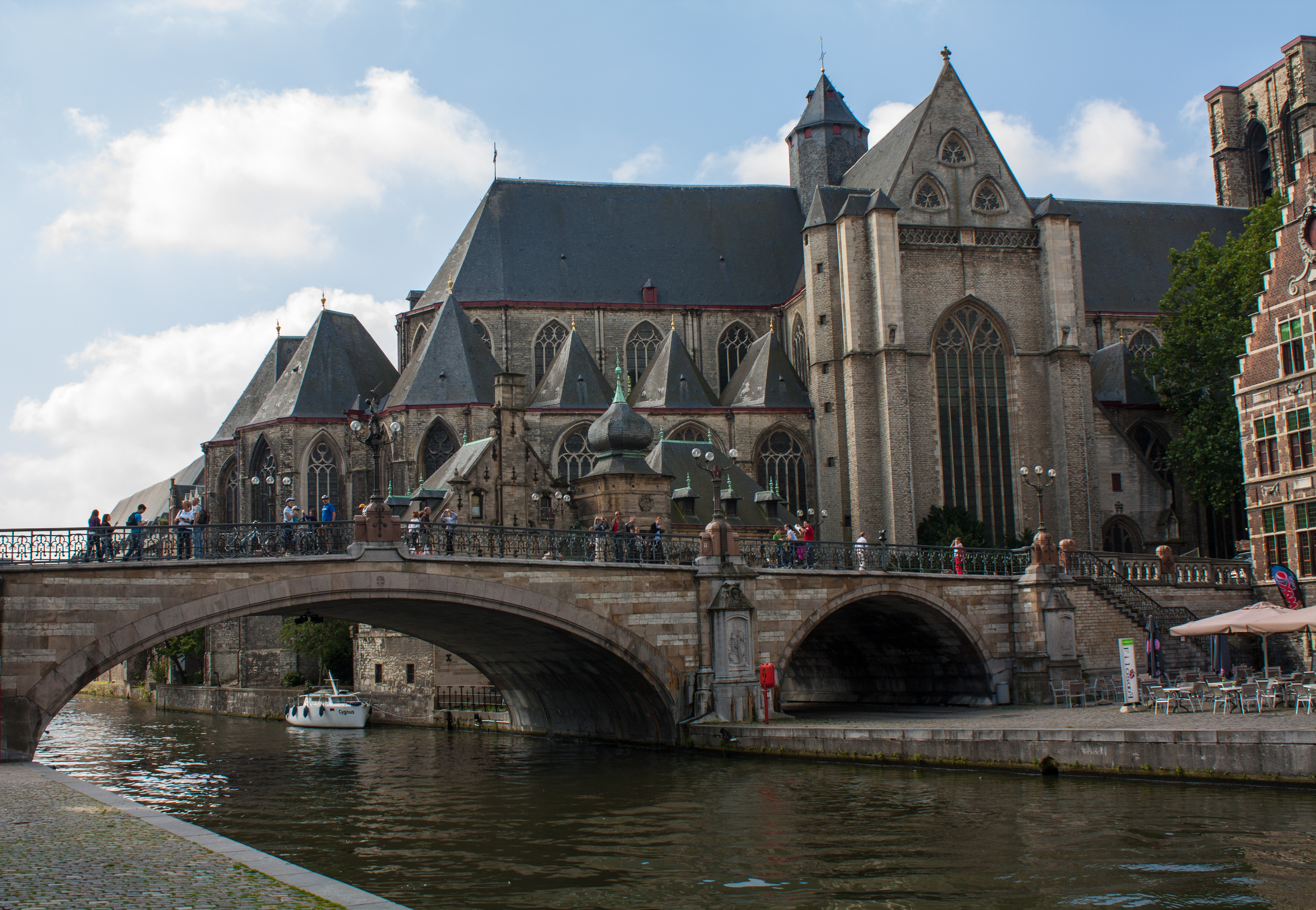 St_Michael's_Bridge_Ghent