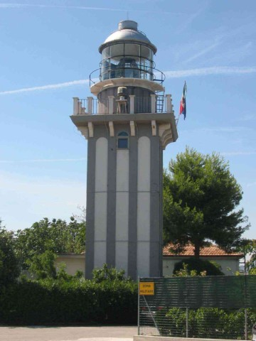 Lighthouse in Ancona