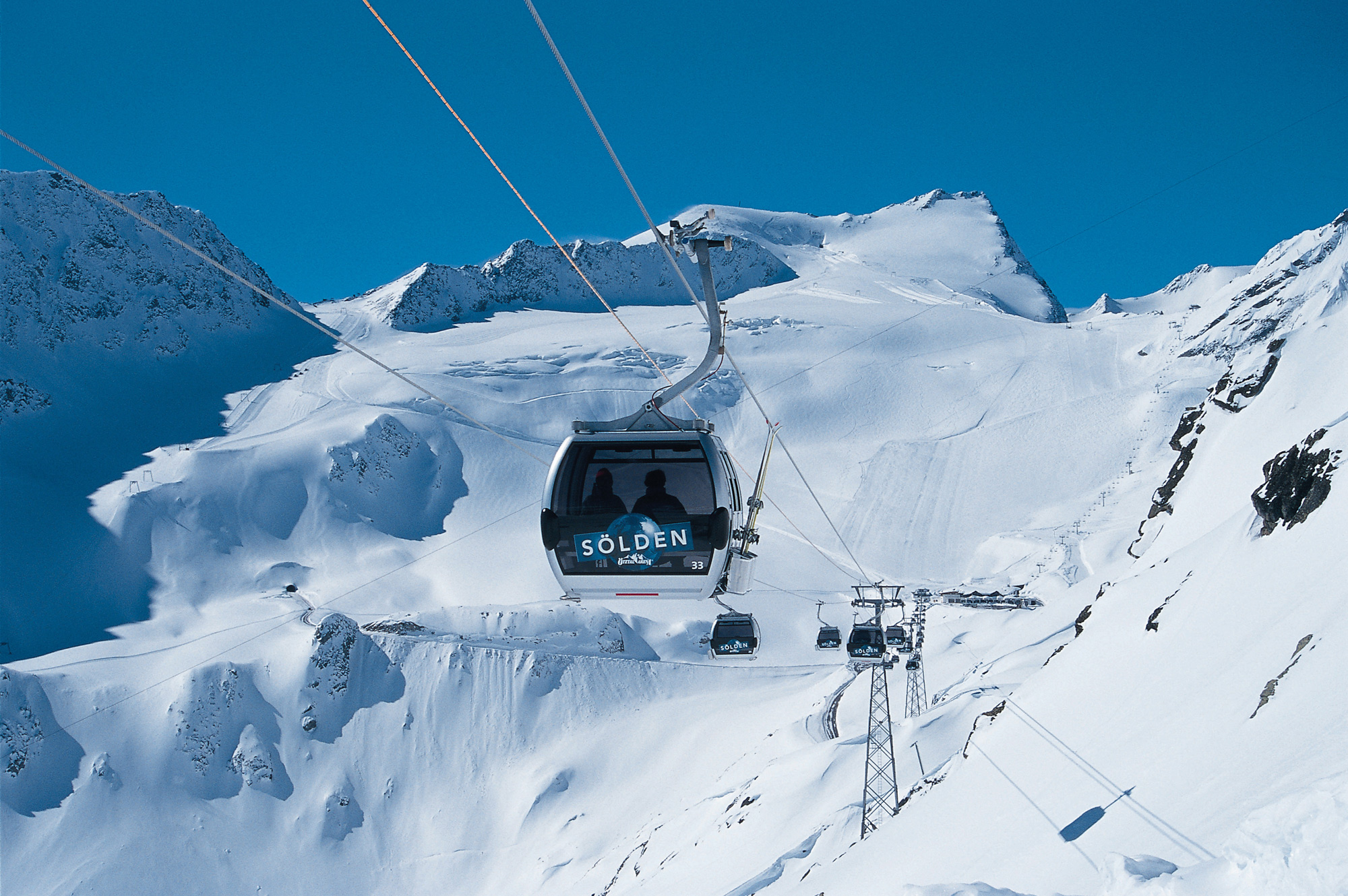 Soelden Ski Resort
