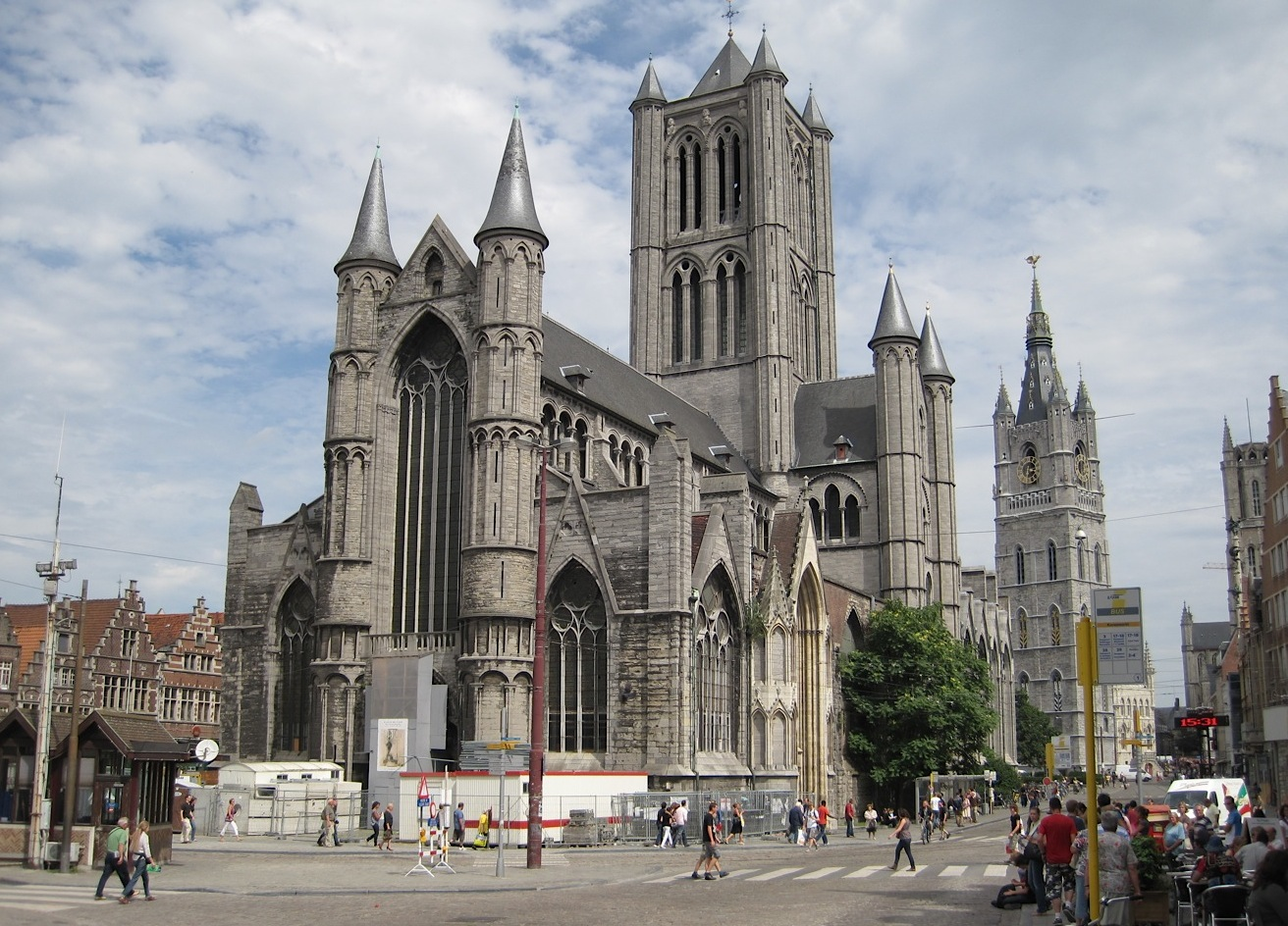 Sint-Baafskathedraal_Cathedral_of_St_Bavo-Gent-Belgium