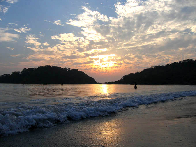 Palolem_sunset